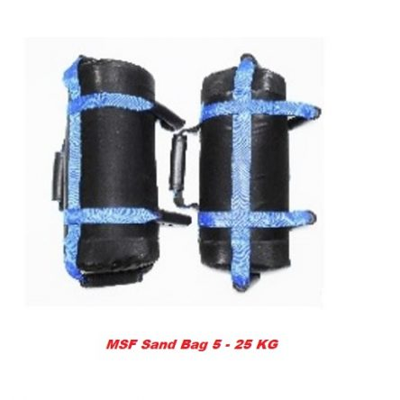 MSF Strength Bag (Sand Bag) – 15kg